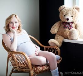 Фотосьемка для будущих мам